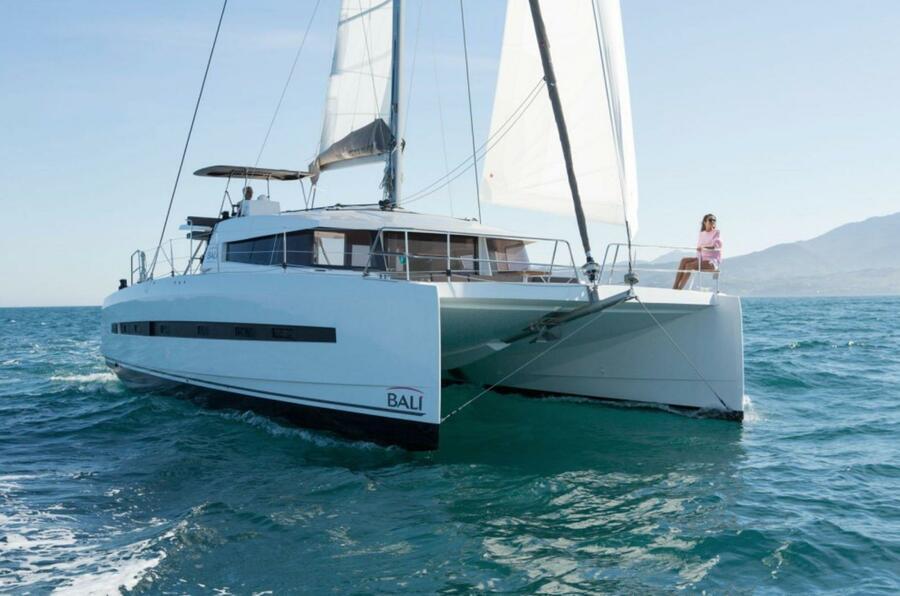 Bali 4.5 (LeAndra) Sailing - 39