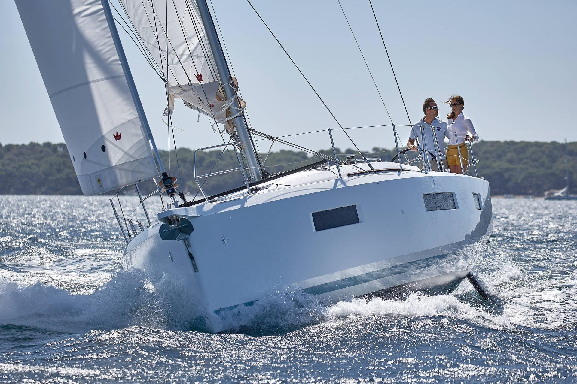 Sun Odyssey 440 (Celtic Breeze) Sailing - 13