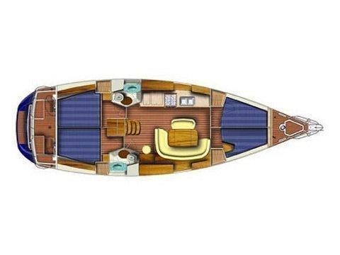 Sun Odyssey 45 (Avi) Plan image - 7