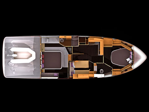Monte Carlo 47 fly (2010) (LAMONA) Plan image - 19