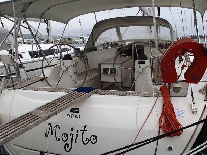 Bavaria 40 Cruiser. (Mojito)  - 1