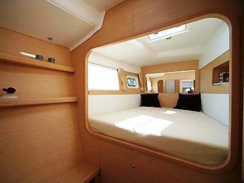 Lagoon 440 (MOVI) interior images - 4