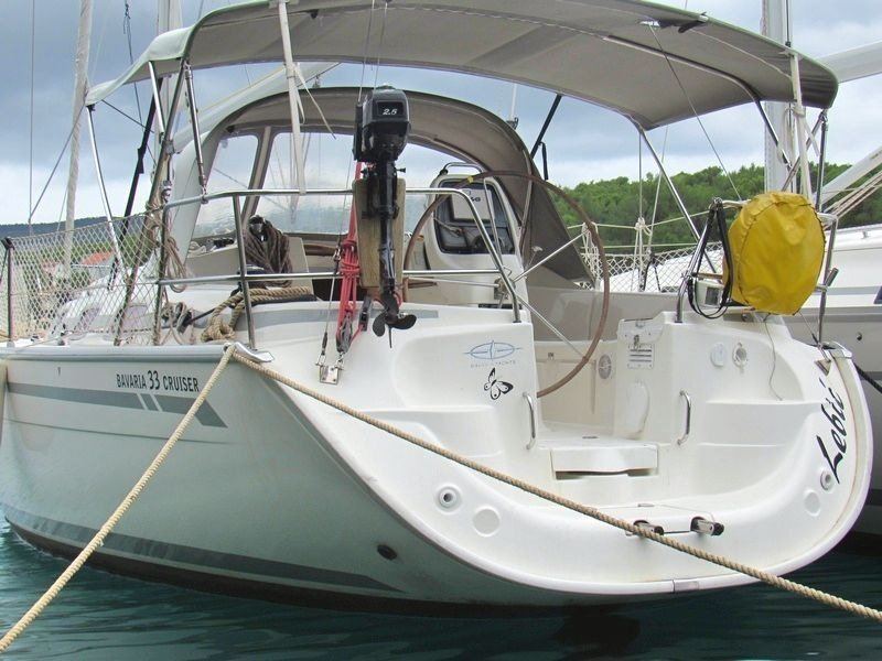 Bavaria 33 Cruiser (Lebić (GPS in cockpit, solar panels)) Main image - 0