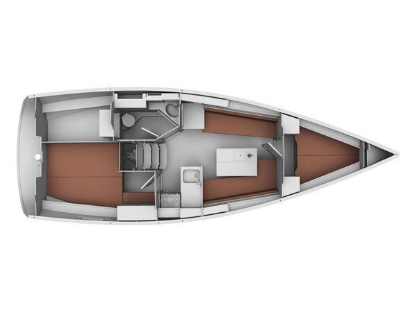 Bavaria 32 Cruiser (LISA) Plan image - 7