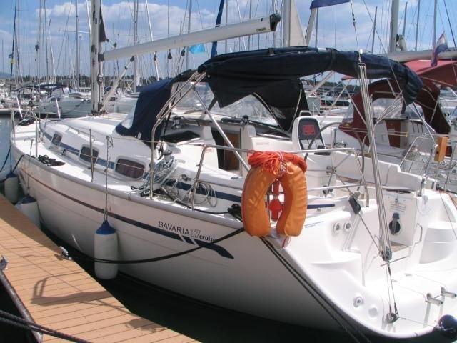 Bavaria Cruiser 37 (KALISPERA)  - 11