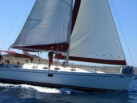 Dufour Gib Sea 43 (DIVA I)  - 1