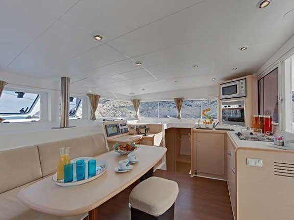 Lagoon 400 (LA BOHEME) Interior image - 8