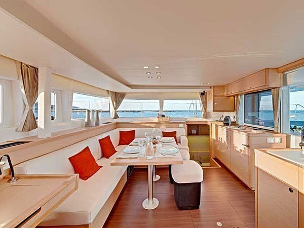Lagoon 450 (SIMPLY THE BEST) Interior image - 14