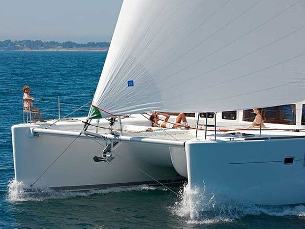 Lagoon 450 (SIMPLY THE BEST)  - 12
