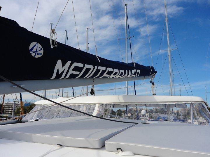 Lagoon 420 (Mediterraneo) exterior images - 50