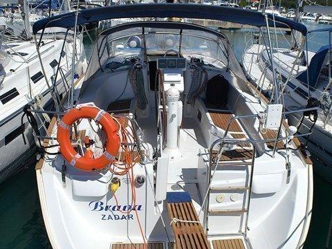 Oceanis Clipper 423 (Brava) exterior images - 13