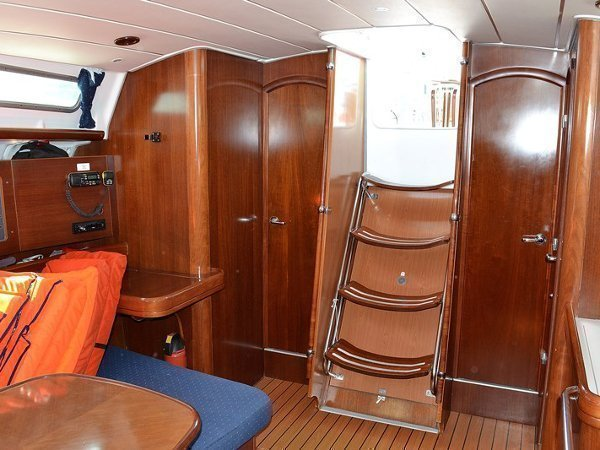 Oceanis Clipper 423 (Brava) interior images - 15