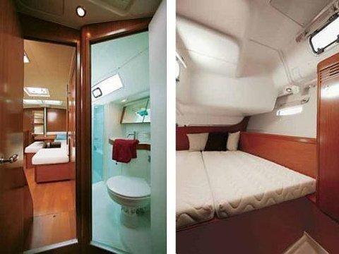 Oceanis 40 (Arion) interior images - 4
