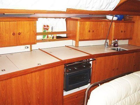 Sun Odyssey 45.2 (Galaxy III/Refitted 2016) interior images - 6