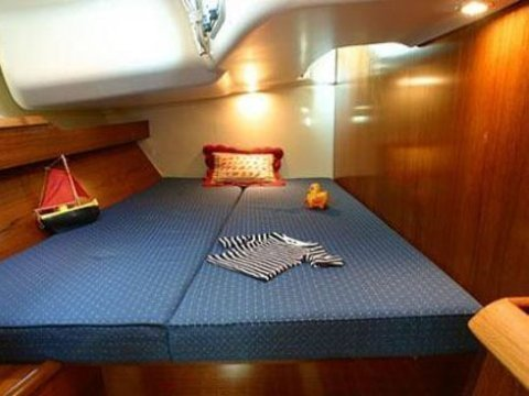 Sun Odyssey 49 (Captain Stathis) interior images - 8