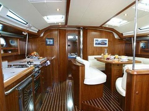 Sun Odyssey 49 (Captain Stathis) interior images - 3