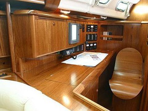 Sun Odyssey 49 (Captain Stathis) interior images - 7