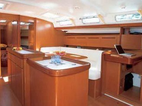 Cyclades 50.5 (Galaxy/Refitted 2016) interior images - 2