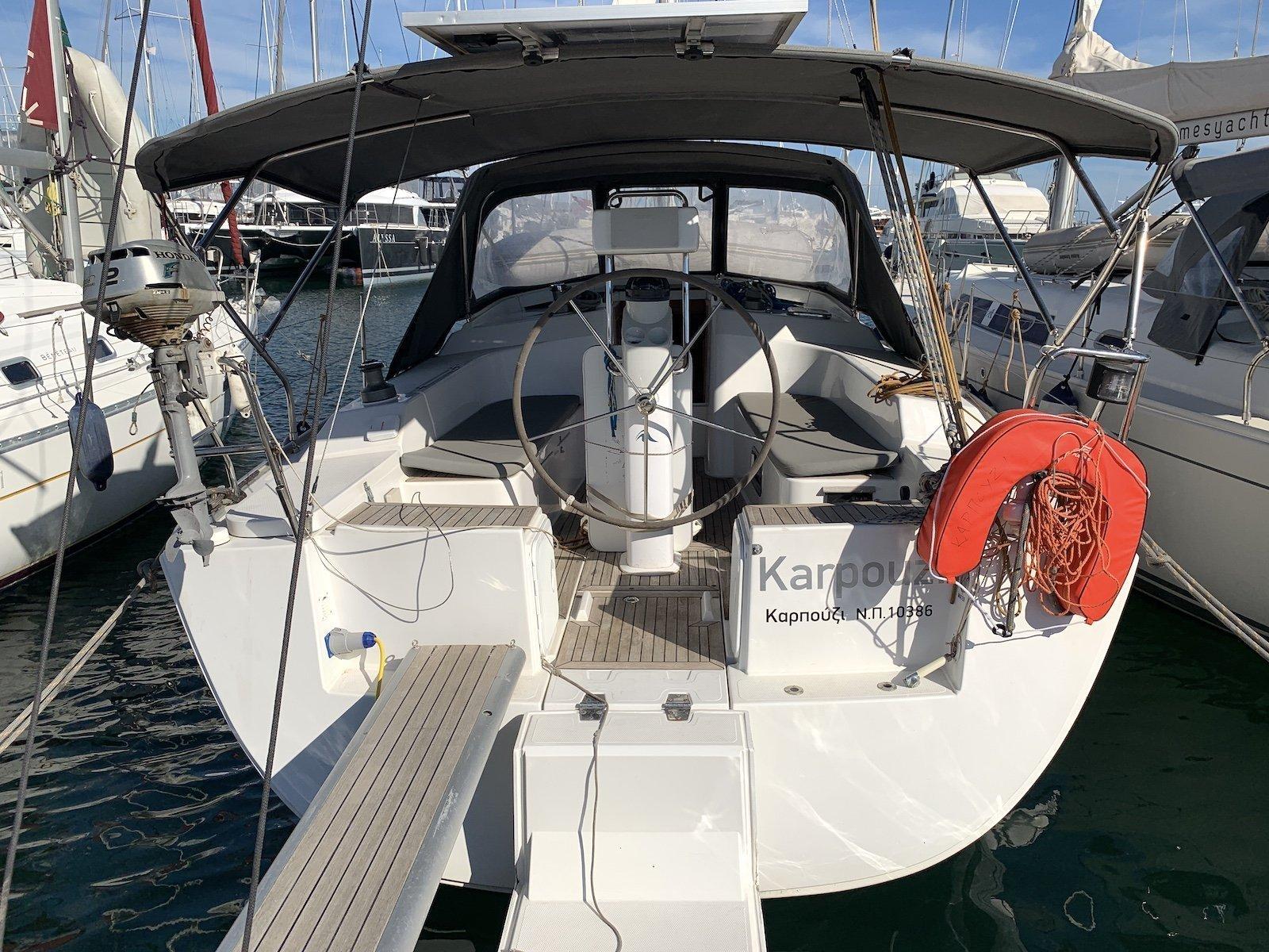 Hanse 350 (Karpouzi)  - 8