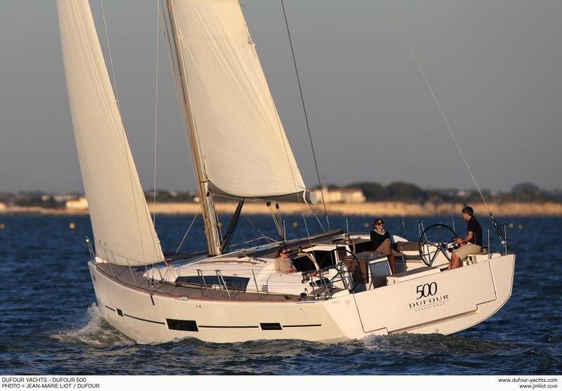 Dufour 500 GL (Maestro)  - 8