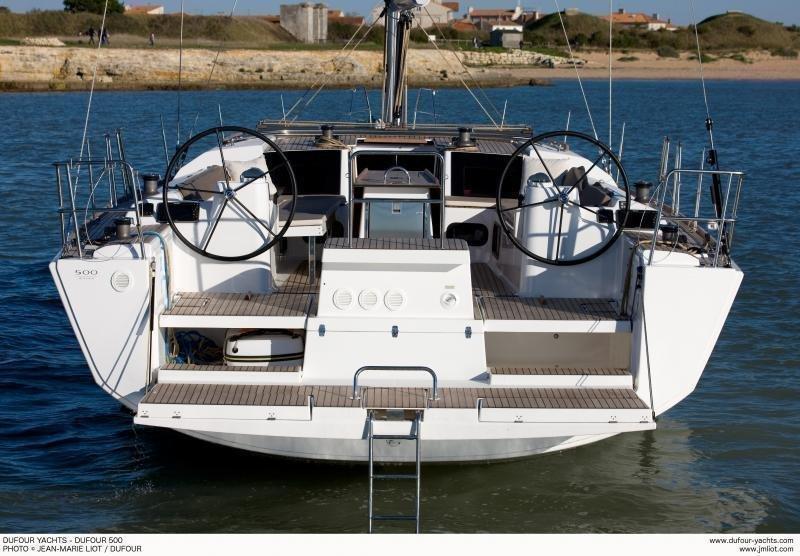 Dufour 500 GL (Maestro)  - 3