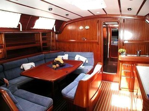 Bavaria 50 Cruiser (Blue Island) Interior image - 1