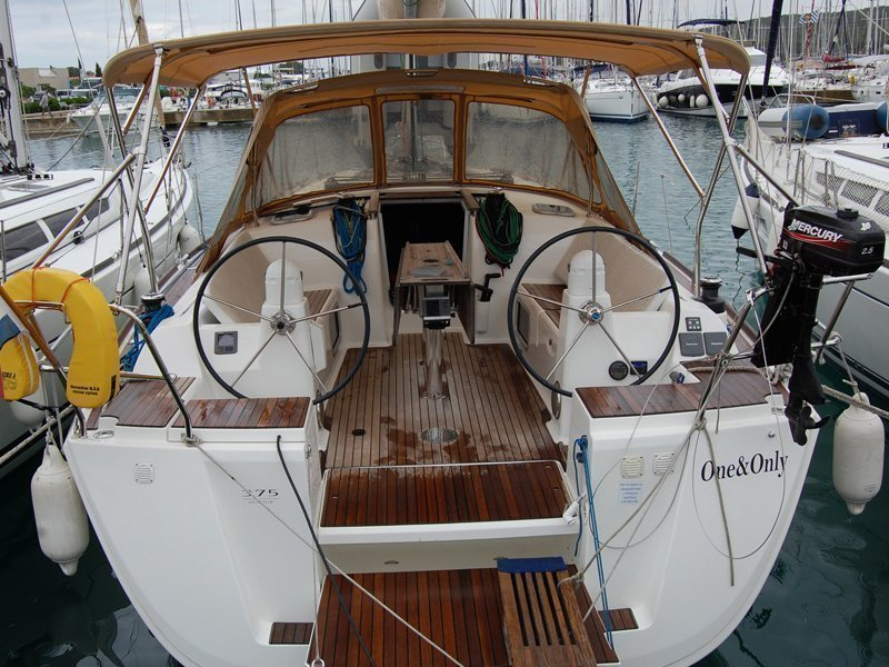 Dufour 375 GL (One&Only)  - 18