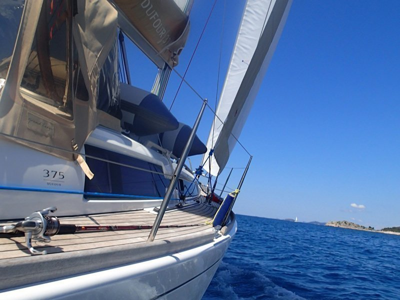 Dufour 375 GL (One&Only)  - 19