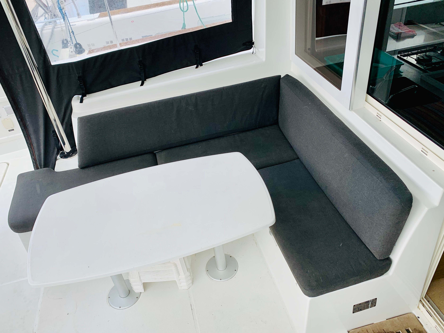 Lagoon 40 (Ubah) Lounge - 3