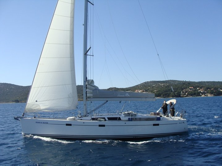 Hanse 470 (Shadow of the wind) Main image - 3