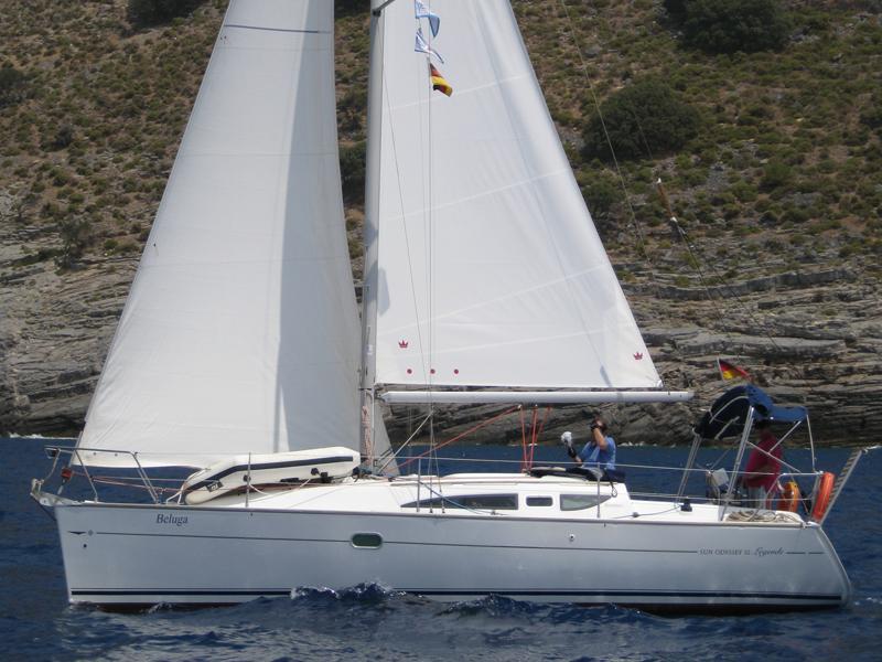 Sun Odyssey 32 (Beluga) Main image - 0