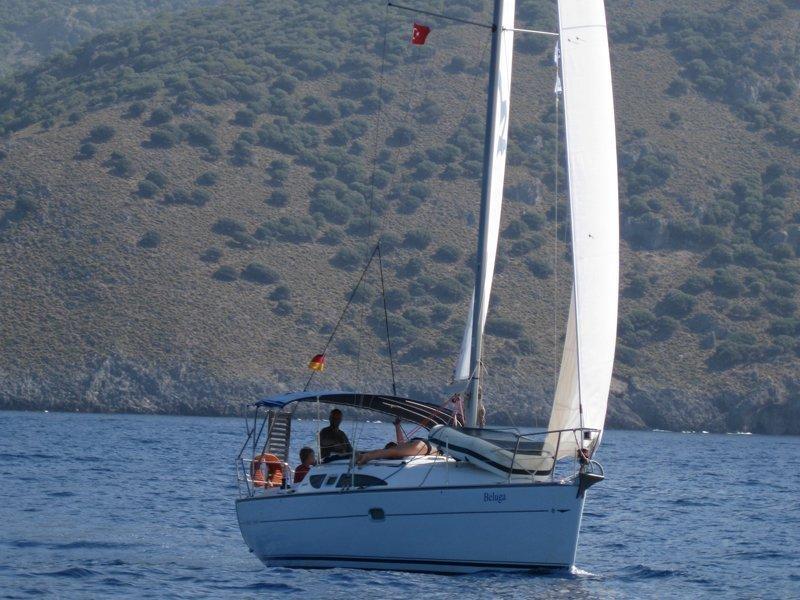 Sun Odyssey 32 (Beluga) Beluga Sailing - 8
