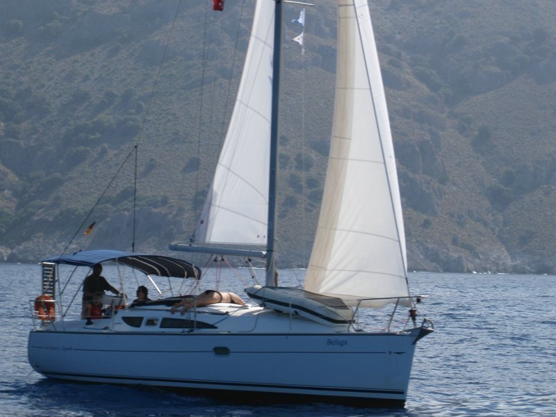 Sun Odyssey 32 (Beluga) Beluga Sailing - 4
