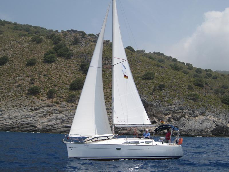 Sun Odyssey 32 (Beluga) Beluga Sailing - 7