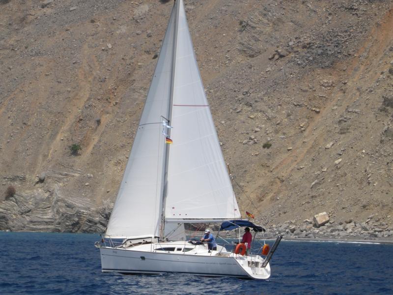 Sun Odyssey 32 (Beluga) Beluga Sailing - 3