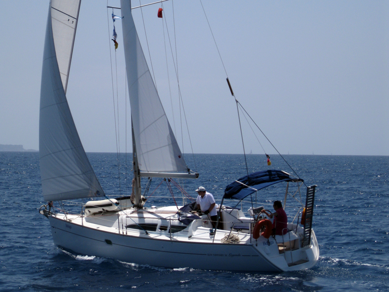 Sun Odyssey 32 (Beluga) Beluga Sailing - 9