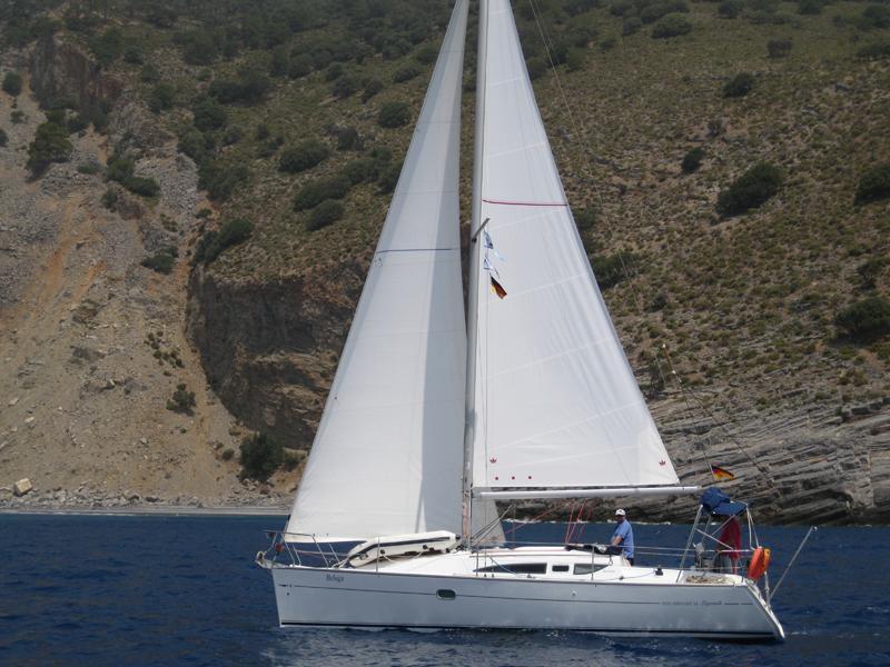 Sun Odyssey 32 (Beluga) Beluga Sailing - 5