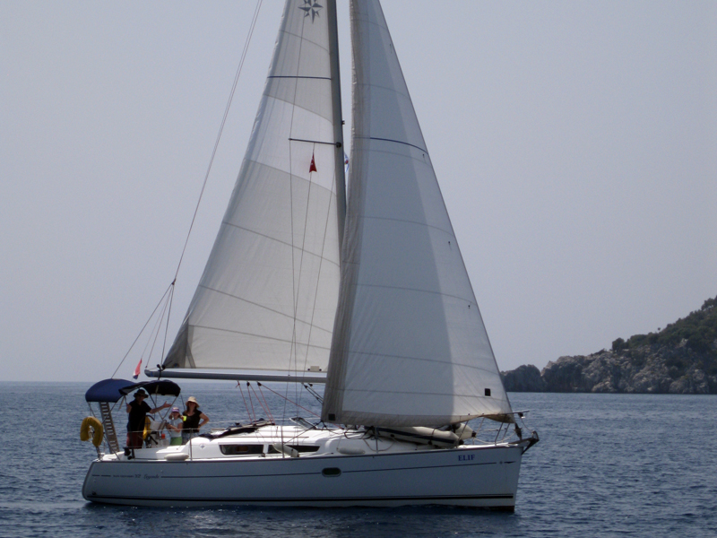 Sun Odyssey 32 i (Elif)  - 6