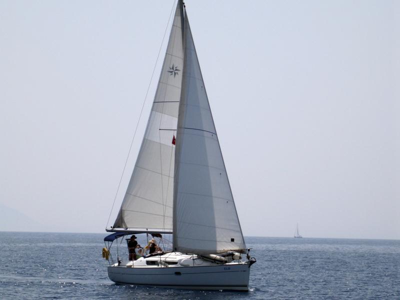 Sun Odyssey 32 i (Elif)  - 7