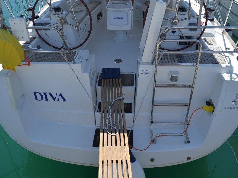 Oceanis 40 (Diva) Exterior images - 12