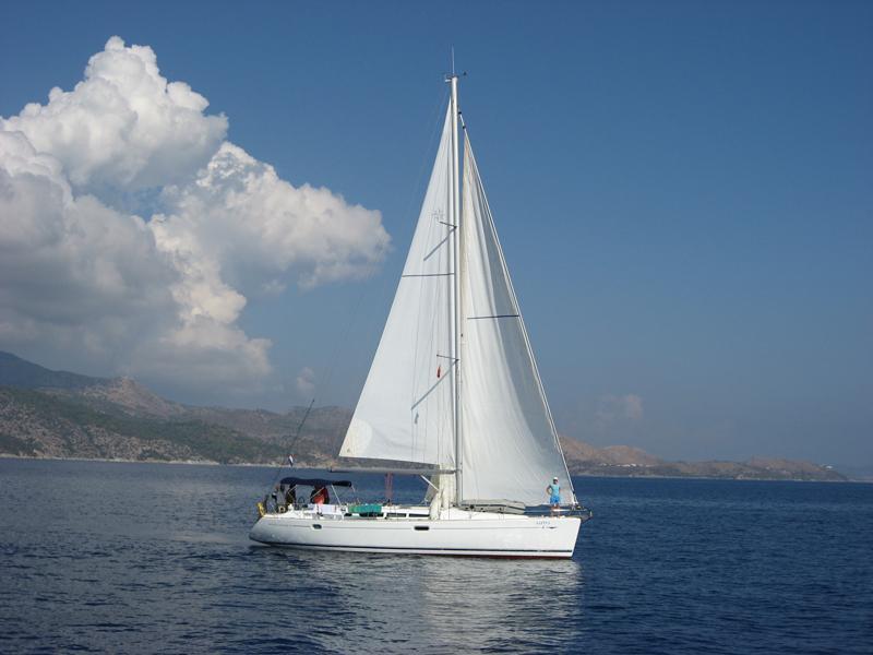 Sun Odyssey 45 (Safina)  - 2