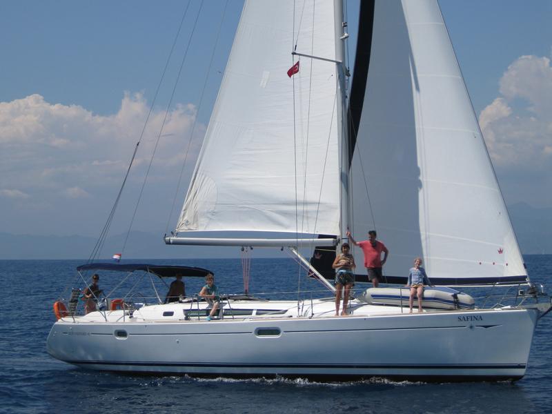 Sun Odyssey 45 (Safina)  - 4