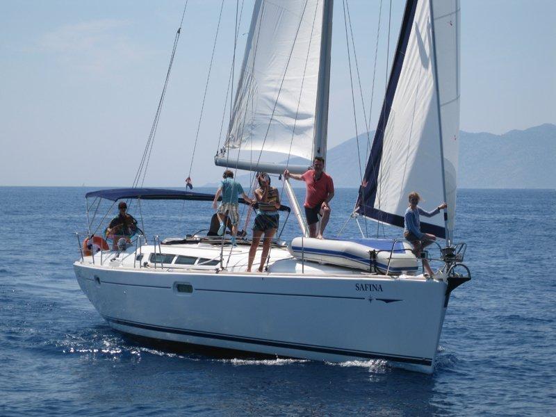 Sun Odyssey 45 (Safina)  - 1