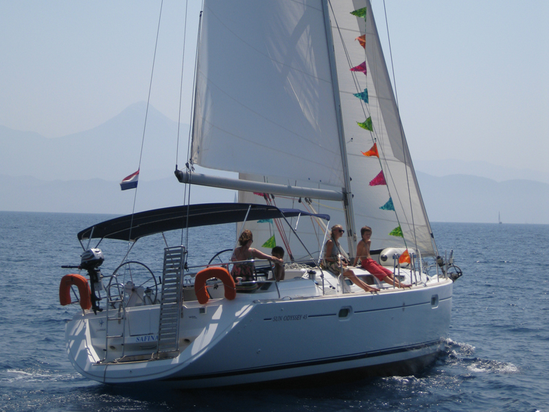 Sun Odyssey 45 (Safina)  - 6