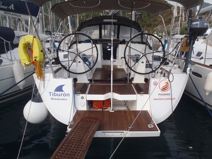 Dufour 40E Performance (Tiburon) pic_heck - 8