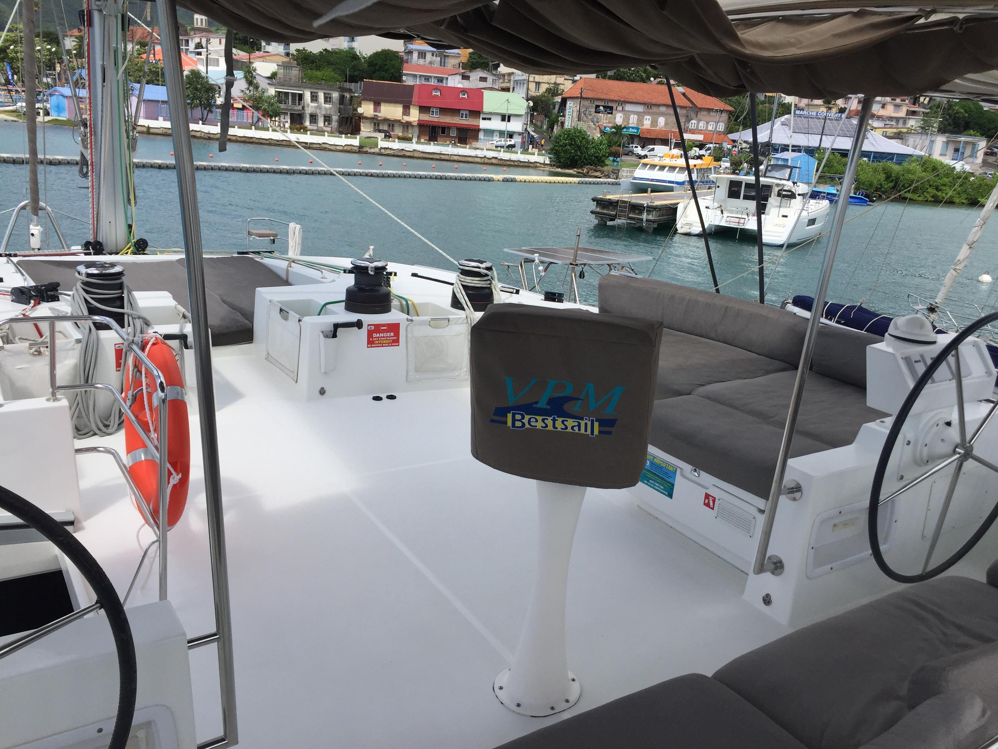 Lagoon 620 - incl. crew & full board (Marlena) Navigatrion / Outside - 32