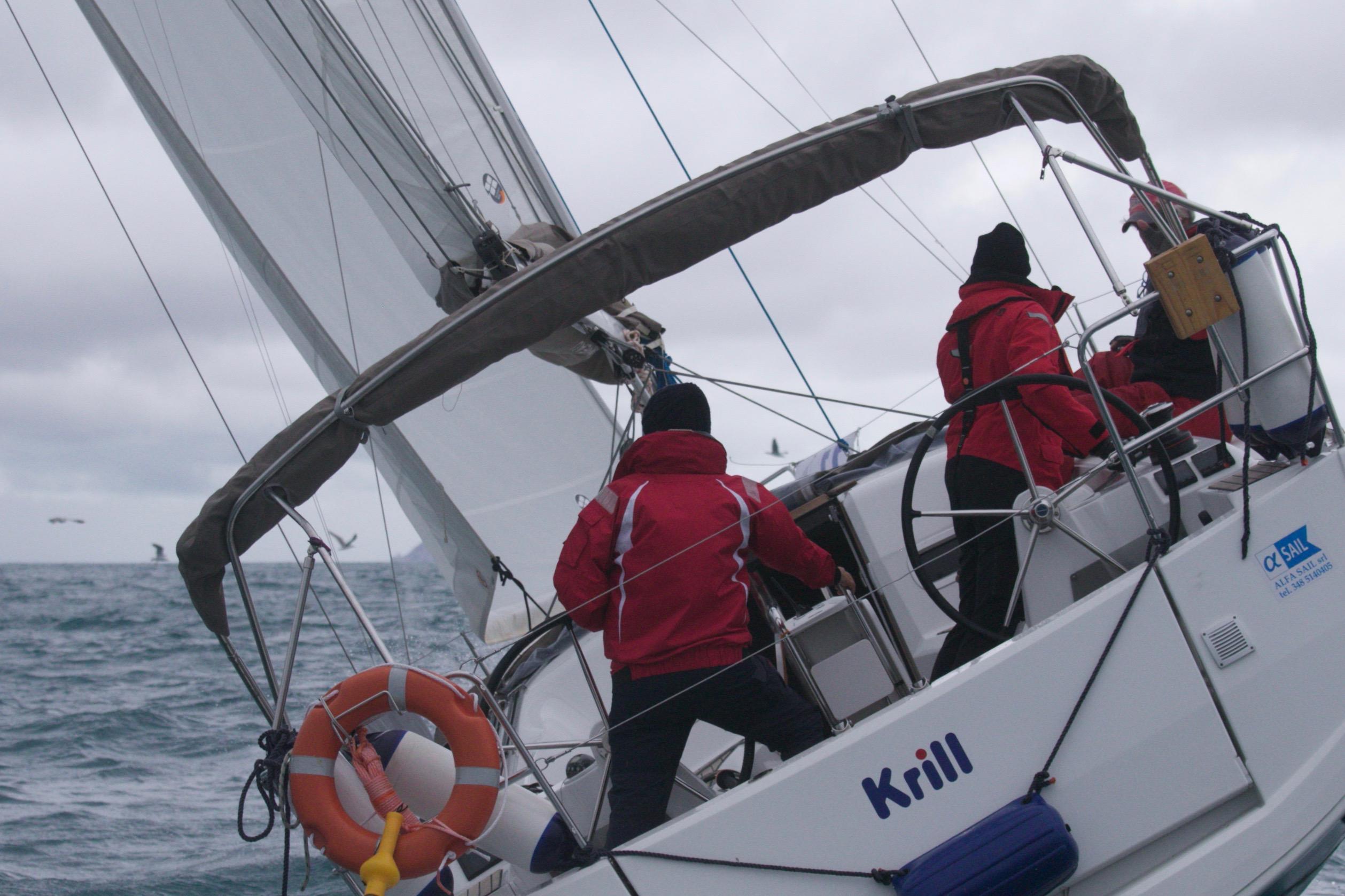 Sun Odyssey 349 (Krill)  - 18