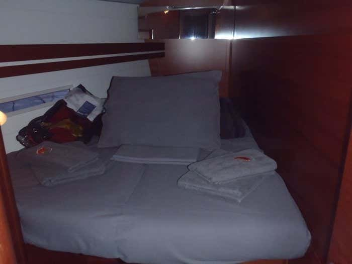 Dufour 445 GL (Pyrrha) Pic_cabin - 1