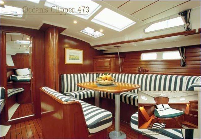 Oceanis 473 C (WOTAN) Interior image - 3