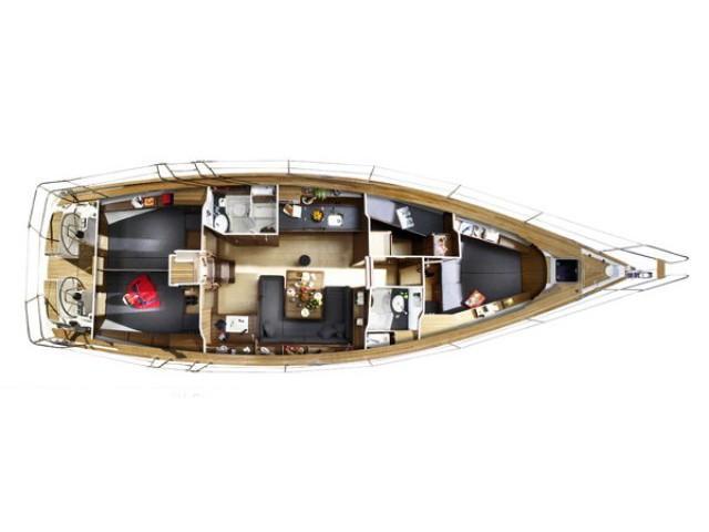 Bavaria 47 Cruiser_2009 (SY_2047) Plan image - 6